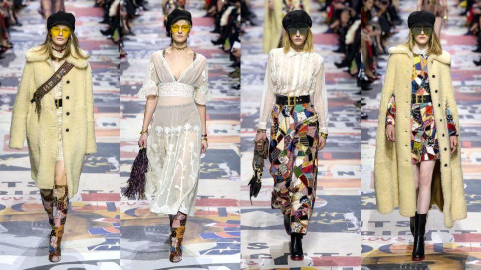 самые модные тенденции в одежд