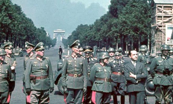 Страны которые были против CCCР во Второй мировой войне