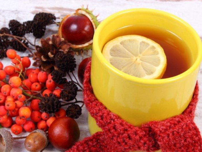 Пить чай с лимоном очень вкусно, но это не лекарство. /Фото: 1.bp.blogspot.com