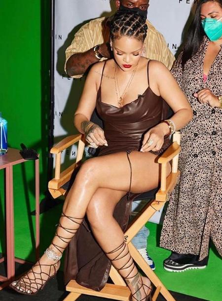 Бренд одежды Рианны Fenty прекратил свое существование Мода,Новости моды
