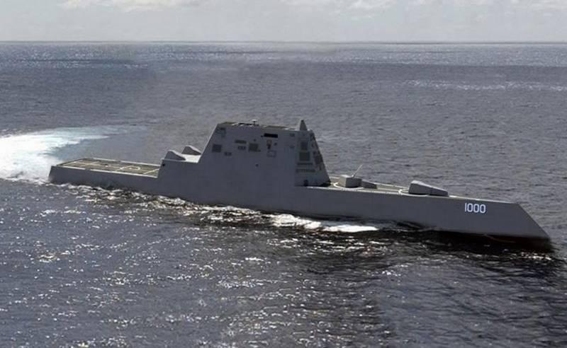 Эффективность ПВО перспективного эсминца. Альтернативный радиолокационный комплекс вмф