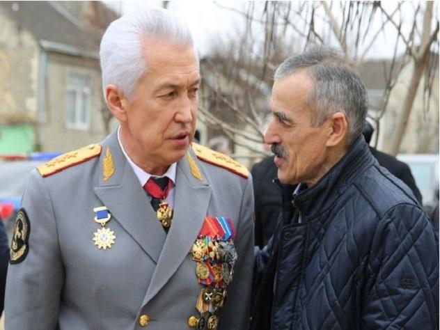 Васильев побывал в селе автора фразы «Работайте, братья!»