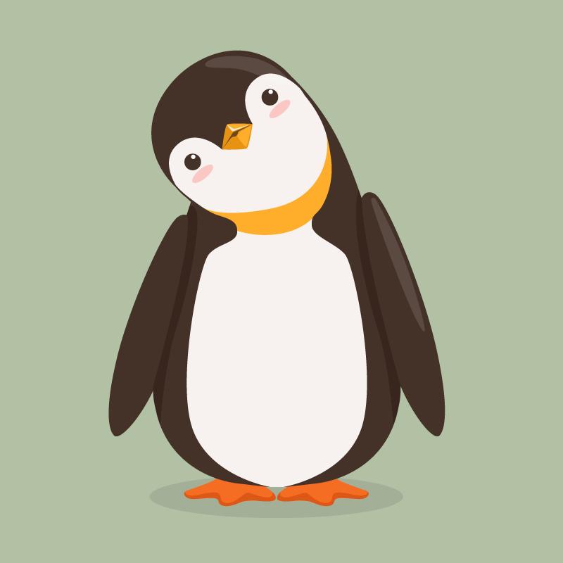 Скучаешь, рисунки смешных пингвинов
