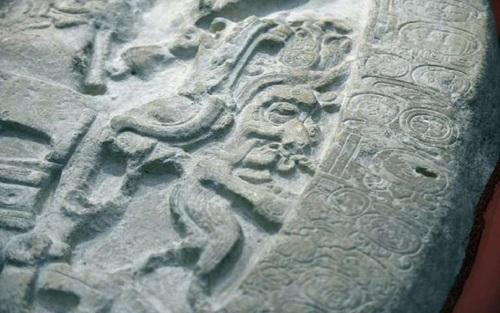 Археологи нашли в Гватемале редкий артефакт майя