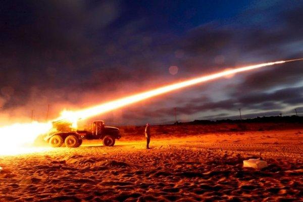 Удар по базе США: «Сирийское…