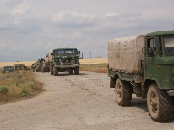 Украинские подразделения отр…