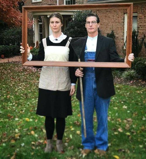 Эти пары придумали себе самые крутые костюмы на Хэллоуин