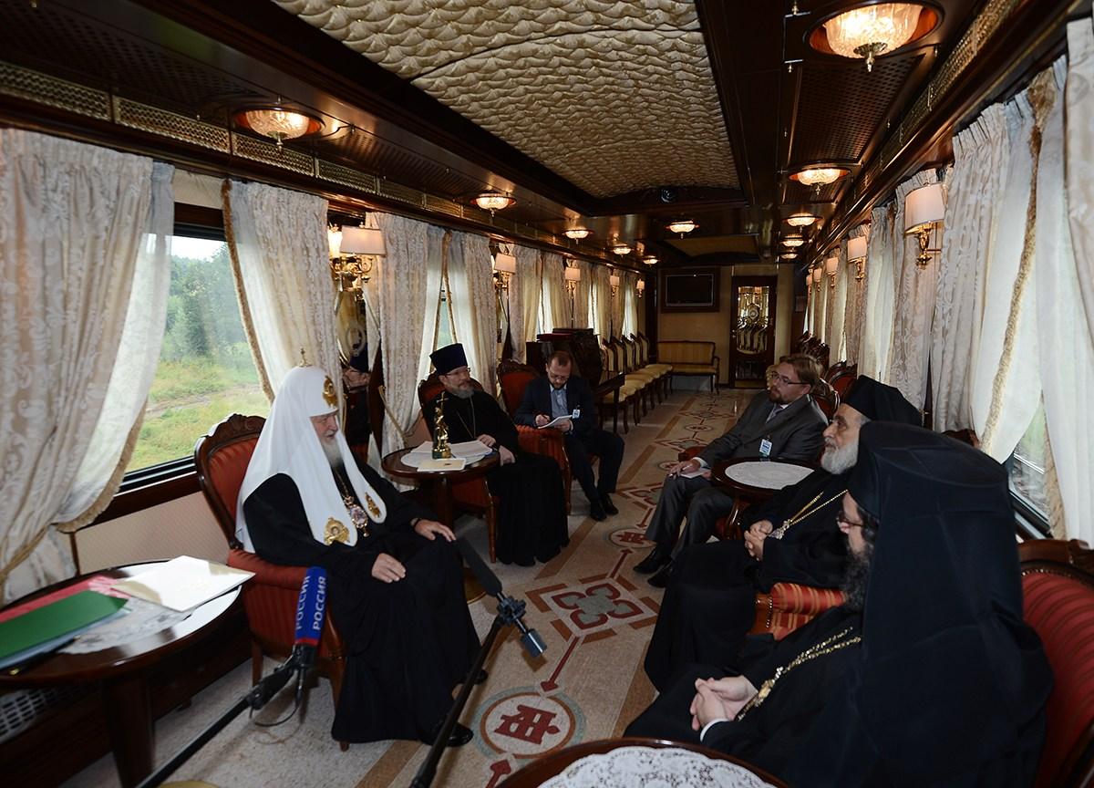 Личные фото из купе поезда 5