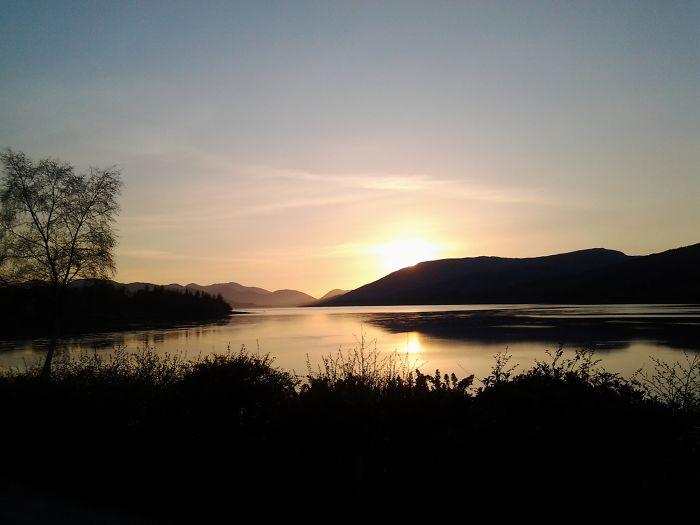Красота природы Шотландии.