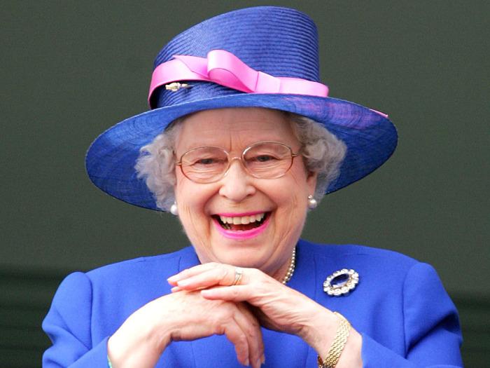 Елизавета II - самая авторитетная и влиятельная монаршая особа.