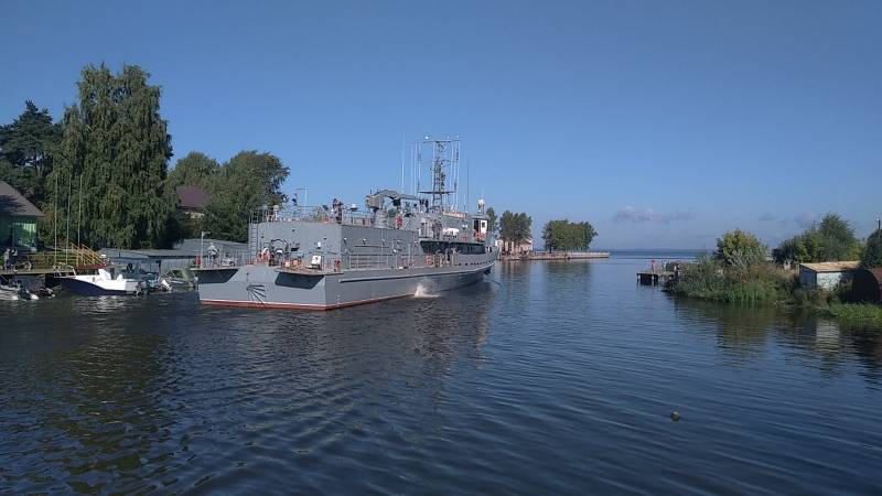 Катера-торпедоловы проекта 1388НЗТ вмф