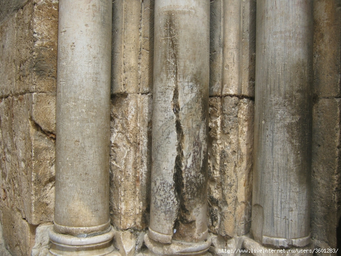 иерусалим фото колонны святого огня новогодних каникул загружу