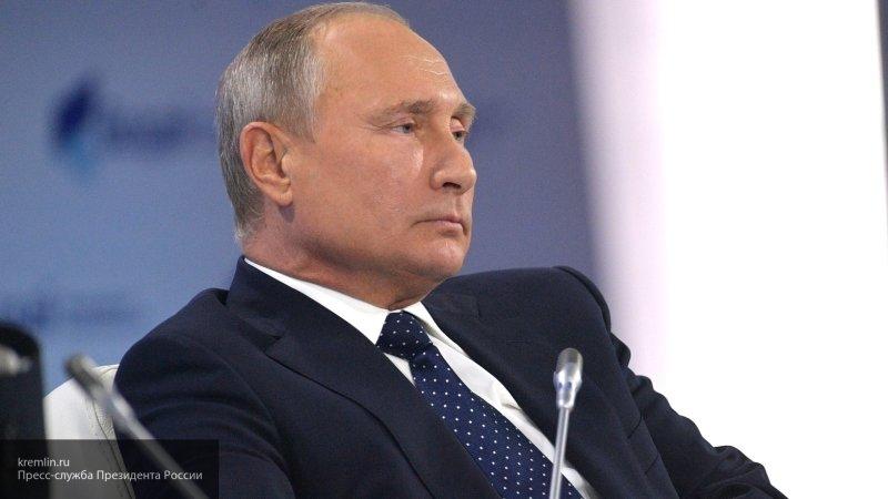 Путин прибыл в Стамбул на саммит по Сирии