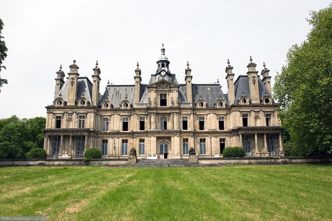 Путешествие по заброшенным замкам Франции