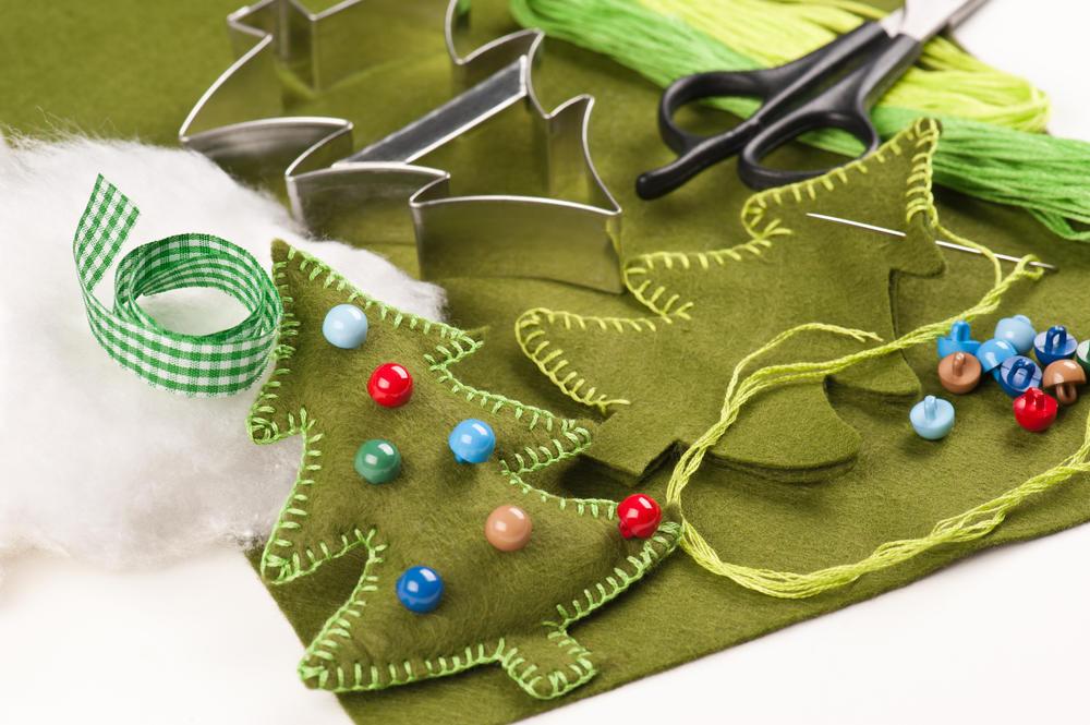 13 способов сделать елочные игрушки своими руками домашний досуг,новогодние украшения,сделай сам