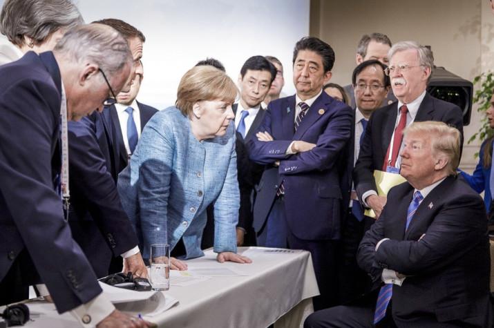Срочно: Крым их! Трамп признал Крым российским.