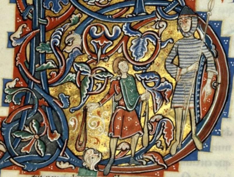 Давид и Голиаф. Иллюстрированная история генезиса западноевропейских средневековых доспехов. Ч. 2 история