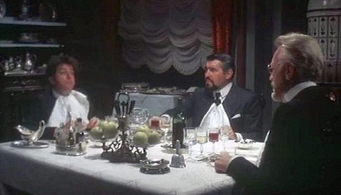 Кадр из фильма «Собачье сердце» режиссёра Альбертo Латтуада. / Фото: www.izbrannoe.com