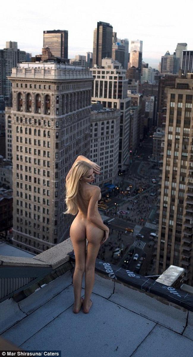 I love new york nude pics