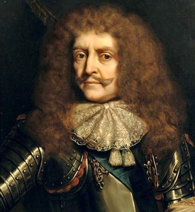 Герцог Антуан де Грамон граф де Гиш