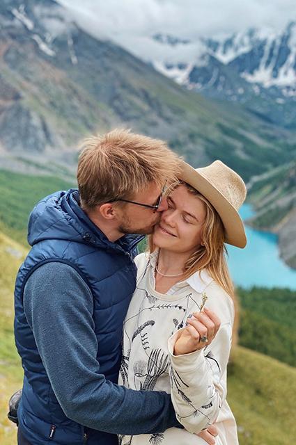 """Мария Ивакова о заявлении Никиты Ефремова про неготовность к браку с ней: """"Все случится вовремя"""" Звездные пары"""