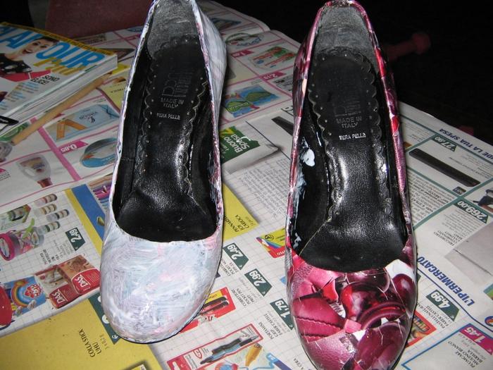 Обновим туфельки