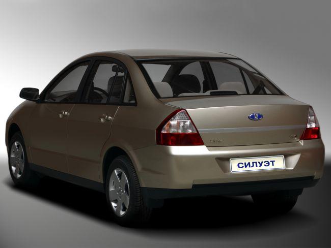 Lada Siluet - совместный продукт российской и канадской компаний 3
