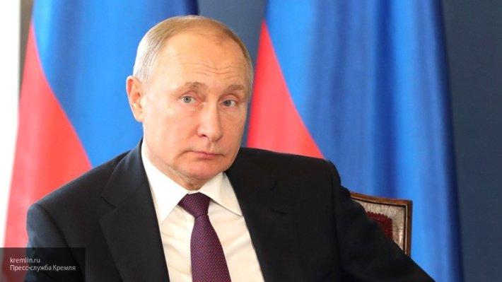 Путин рассчитывает на поддержку Счетной палаты в реализации нацпроектов