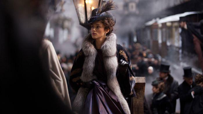 Кира Найтли в роли Анны Карениной. / Фото: www.media.npr.org