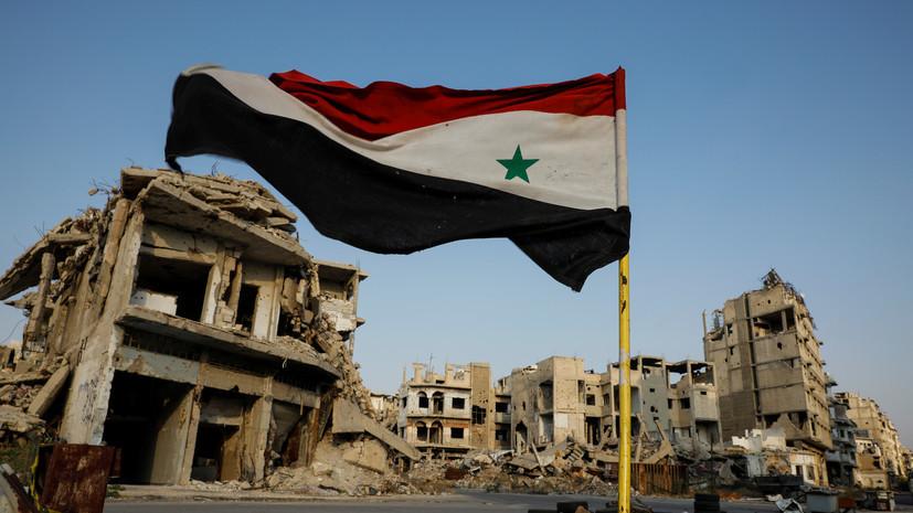 В Сирии погиб военный из-за обстрелов со стороны боевиков
