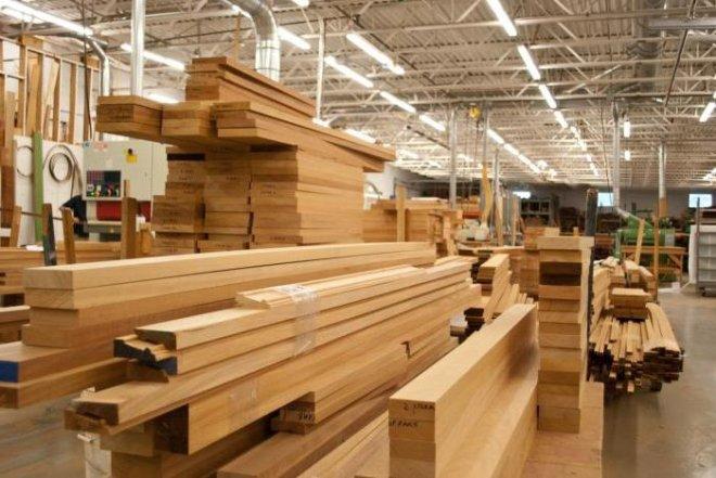 В России вырос объем заготовки древесины