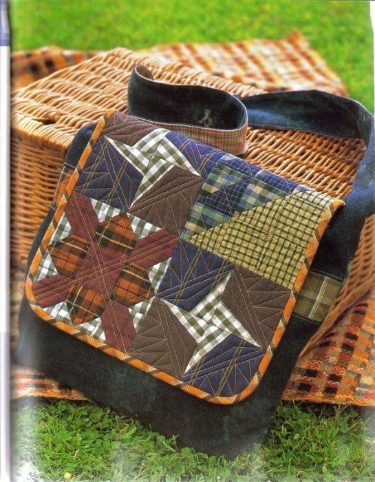 Лоскутные сумки в стиле пэчворк вдохновляемся,пэчворк,шитье