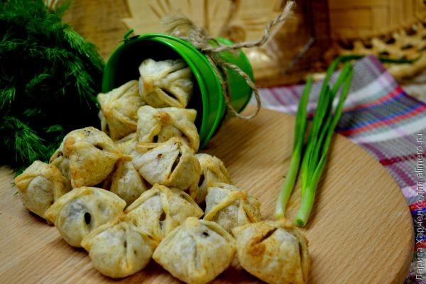 Маслины и оливки в тесте