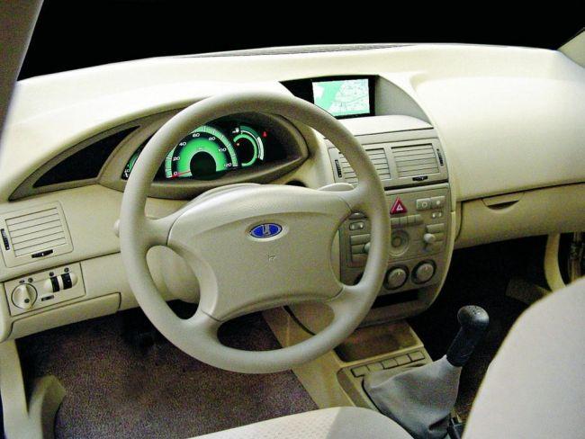 Lada Siluet - совместный продукт российской и канадской компаний