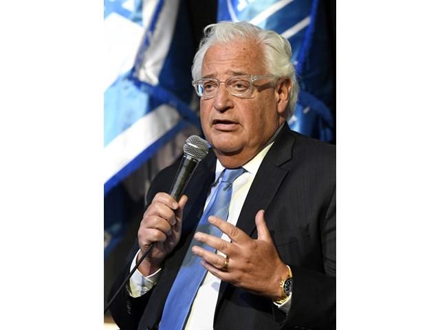 Окончательный приговор: государства Палестина не будет!