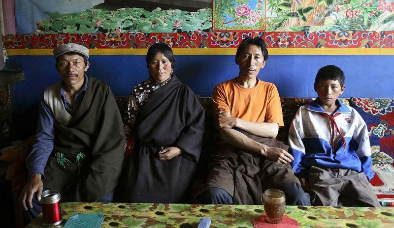 Многомужество в Тибете