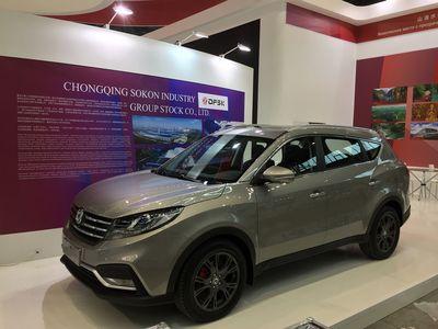 В России показали кроссовер DFM 580. Скоро его будут у нас продавать!