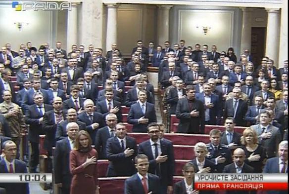 На Украине наших нет. Валент…
