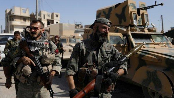 Война чужими руками: США натравливают курдов против Турции