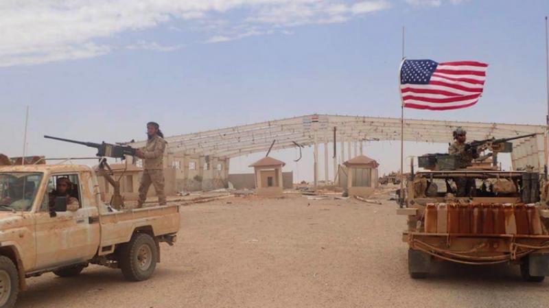 Американцы продолжают войну в Сирии