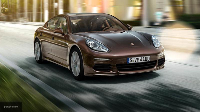 Porsche отзовет свыше семидесяти тысяч автомобилей Panamera