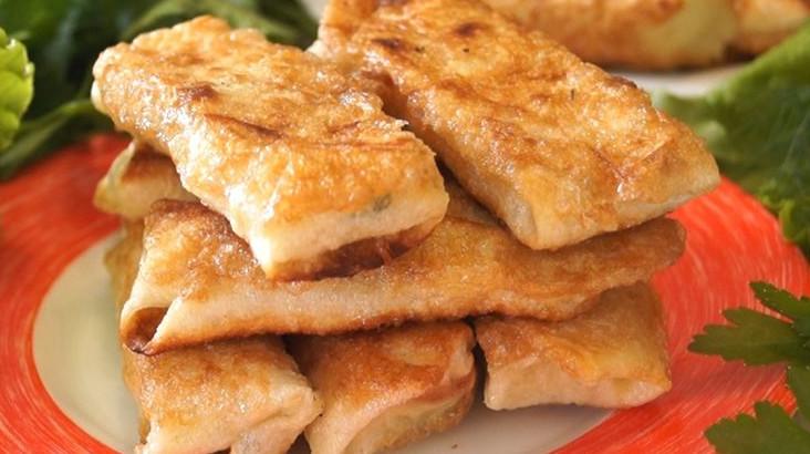 Сырная закуска за 5 минут — улетает сразу же