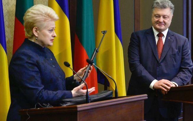 Литва в лучших традициях хохлостана - «а нас то за шо»?