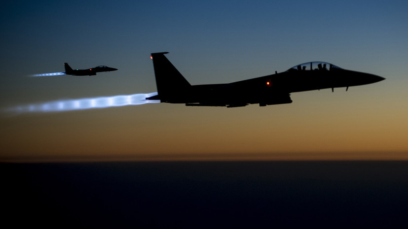 Удар США по Сирии запрещёнными фосфорными боеприпасами. Выборы прошли, можно и рассказать???