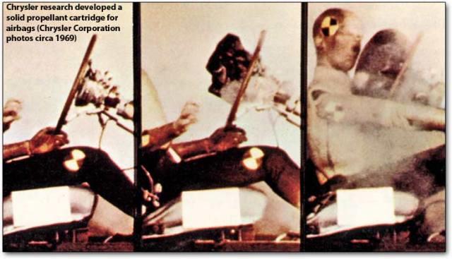 Испытания 1969 года компании Chrysler