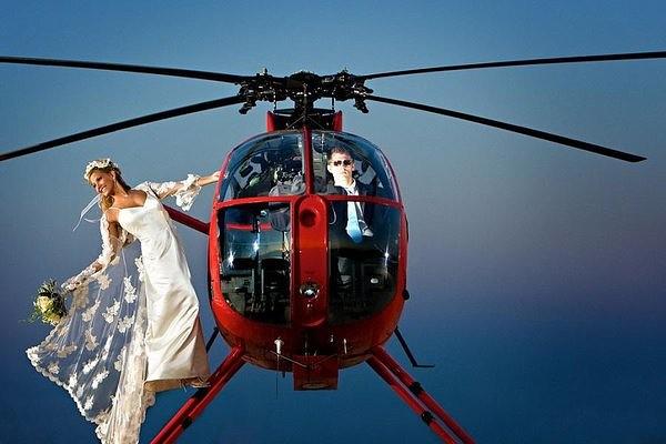 Похищение невесты. Надумал Толик из ППС женится. Ну пора уже — 30 лет мужику. Невеста Наташа была на 5 лет моложе.