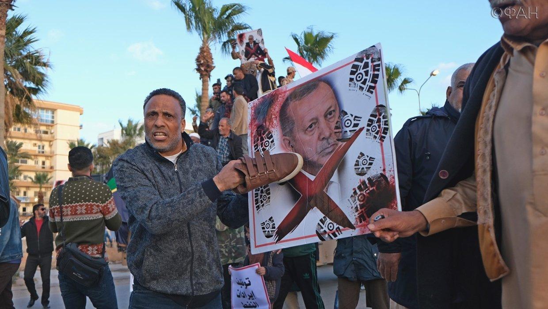 Турция хочет завладеть ливийскими нефтегазовыми ресурсами – Мисмари