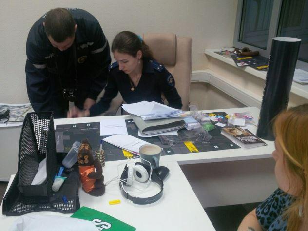 После визита следователей в администрации района «пропали» сотрудники
