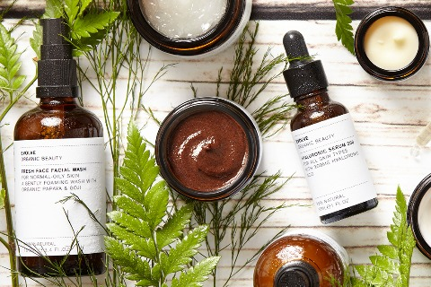 Wanted: новинки органического бренда Evolve Organic Beauty Новости красоты