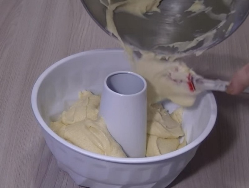 Как приготовить пышный кекс